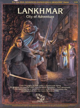 Lankhmar Cover Compress