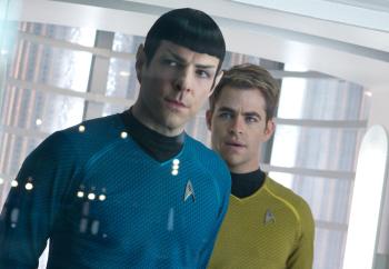 Star Trek Spock and Kirk-small