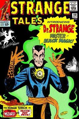 Strange Tales 110 Doctor Strange-small