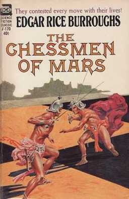 The Chessmen of Mars-small