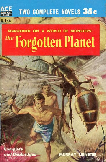 The Forgotten Planet 1956-small