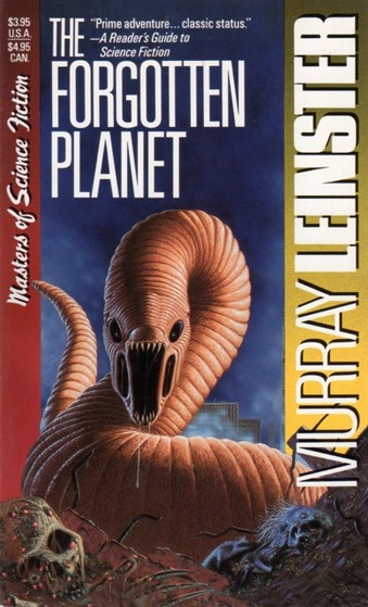 The Forgotten Planet 1990-small
