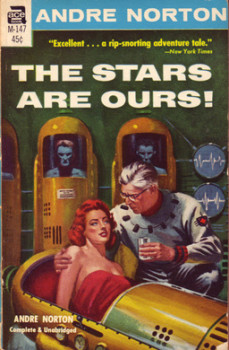The Stars are Ours Andre Norton-small