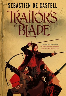 Traitor's Blade cover-small