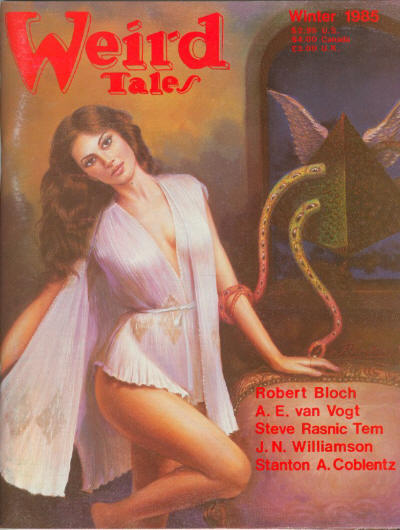 Weird Tales Winter 1985
