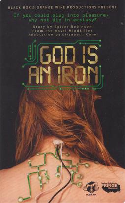 God is an Iron