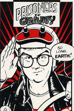 Prisoners of Gravity T-shirt image