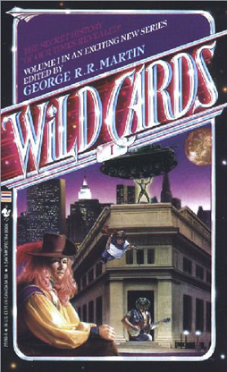 Wild Cards, Book One