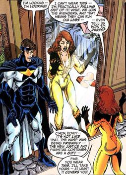 Avengers 8 panel