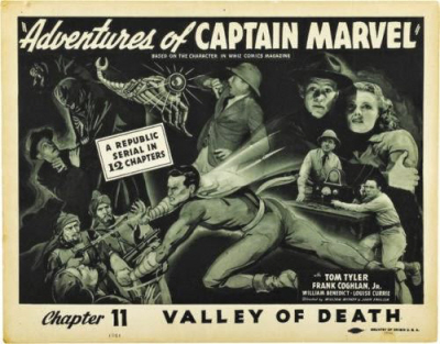 Captain Marvel Chapter Eleven - lobby card-small