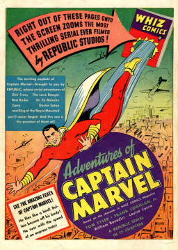 Captain Marvel Chapter Eleven - poster-small