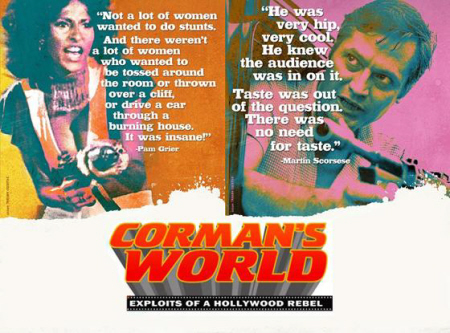 Corman's World - Poster-small