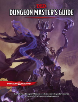 D&D Dungeon Masters Guide Fifth Edition-small
