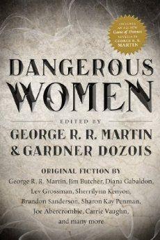 Dangerous Women George R.R. Martin Gardner Dozois