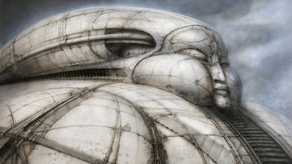 Giger on Jodorowsky's Dune-small