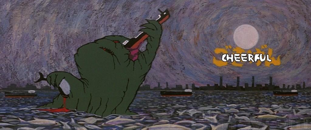 Godzilla vs. Hedorah 2