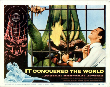 It Conquered the World - Lobbycard-small