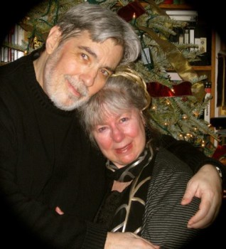 Larry and his wife, Tycelia