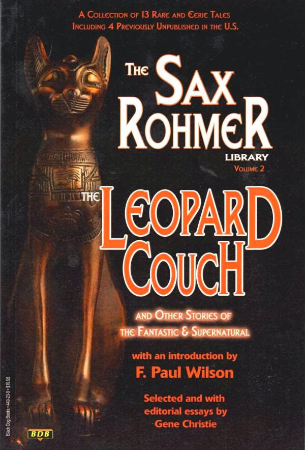 Leopard Couch