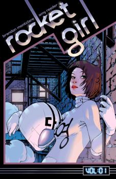 Rocket Girl volume 1