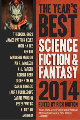 The Year's Best Science Fiction & Fantasy 2014-small