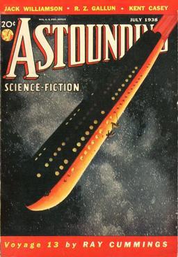 Astounding Science Fiction, July 1938