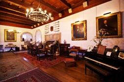 Castle Duart Great Hall