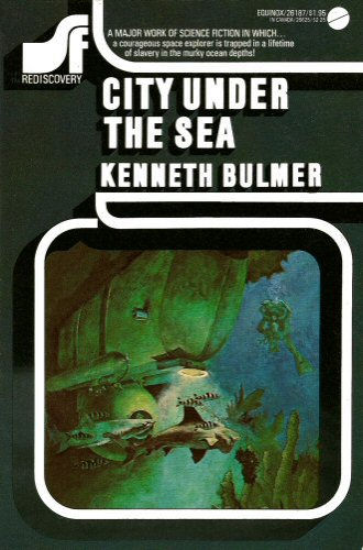 City Under the Sea Kenneth Bulmer Avon