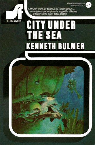 City Under the Sea Kenneth Bulmer Avon
