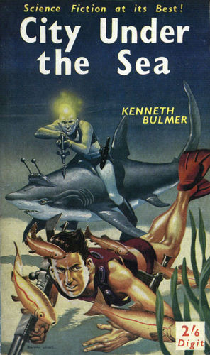 City Under the Sea Kenneth Bulmer UK-small
