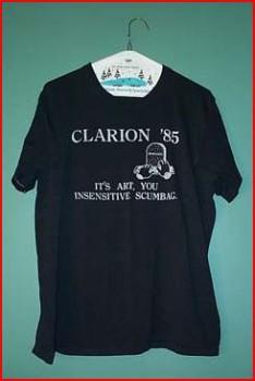Clarion 85 shirt