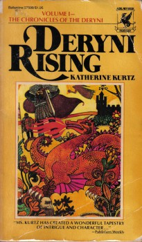 Deryni Rising 2nd Edition