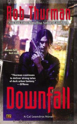 Downfall Rob Thurman-small