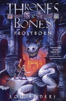 Frostborn with Blurb