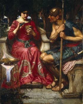 Jason_and_Medea_-_John_William_Waterhouse