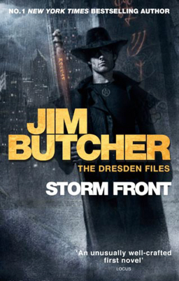 Jim Butcher Storm Front-small