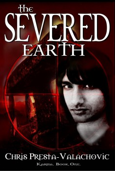 Severed Earth cover