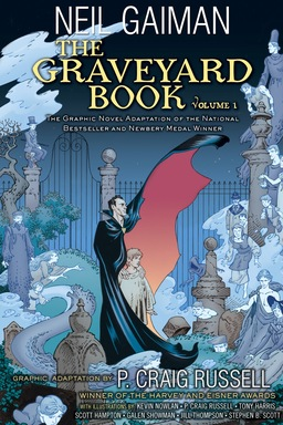 The Graveyard Book Volume One-small