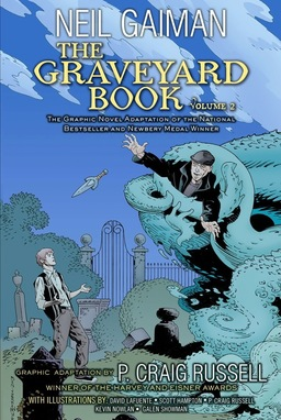 The Graveyard Book Volume Two-small