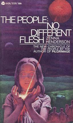 The People No Different Flesh Zenna Henderson-small