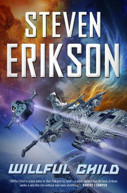 Willful Child Steven Erikson-small