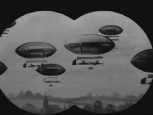 The airships are coming!