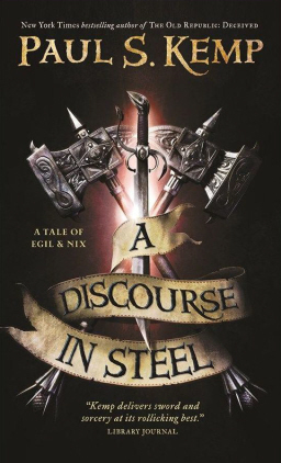 A Discourse in Steel-small