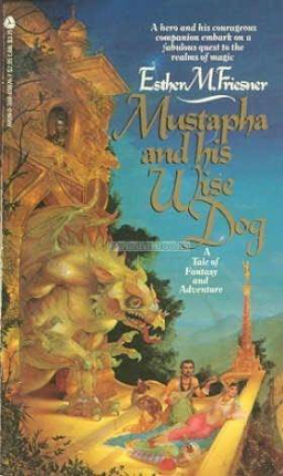 Mustapha and his Wise Dog-small