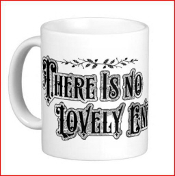 Patty Templeton There is no Lovely End mug-small