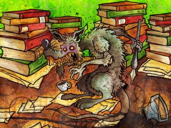 Patty Templeton's Rat