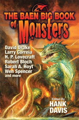"The Baen Big Book of Monsters, containing ""A Single Samurai"" by Steven Diamond"