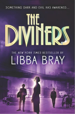 The Diviners Libba Bray-small