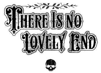 There is no Lovely End sticker-small