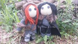 Ygritte and John Snow